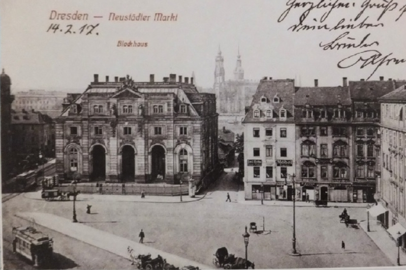Blockhausgasse 1917